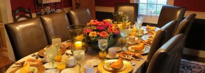 Enjoy a Country Breakfast each morning.